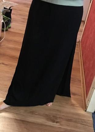 Вязаная юбка c&a