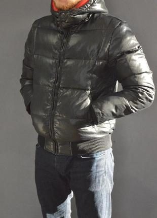 Теплый пуховик jack & jones down jacket