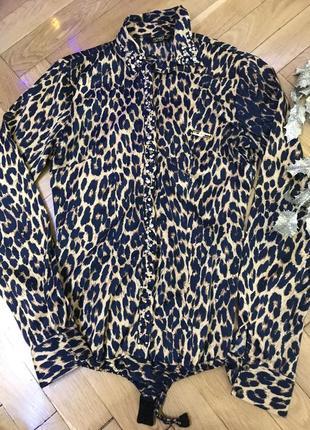 Леопардова рубашка