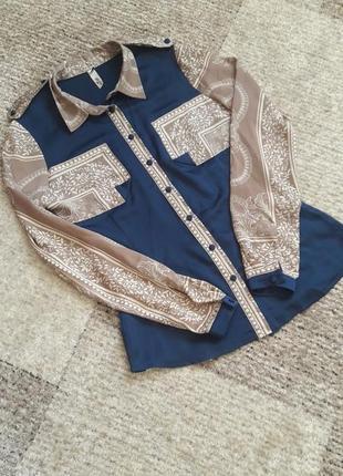 Блуза блузка рубашка a.tan