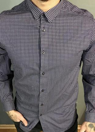 Мужская рубашка от ben sherman (#1r8)