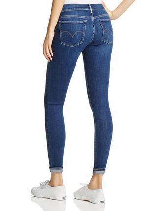 Levi's, джинсы 710 super skinny оригинал