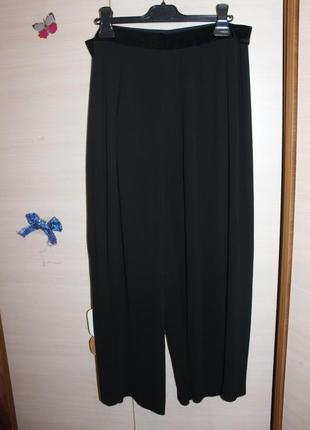 Zara кюлоти , штани , в плисе гармошку