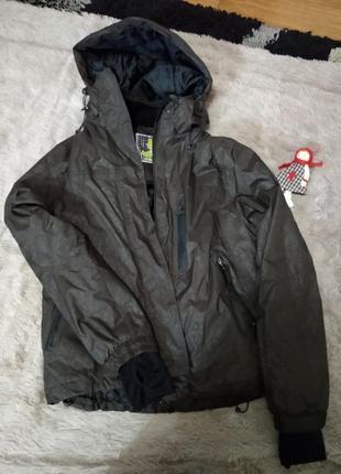 Спортивная/горнолыжная/лыжная термо куртка mountaineer extreme snow