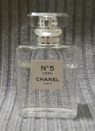 Chanel 5 l'eau оригинал 50ml.