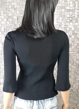 Шикарная блузочка с вышивкой5