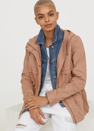 Куртка, ветровка, парка на весну от h&m