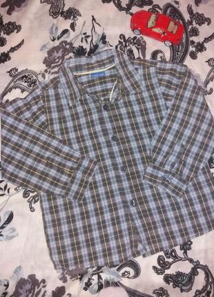 Рубашка cherokee 4-5 г