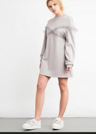 Потрясающе стильное платье от бренда lost ink !