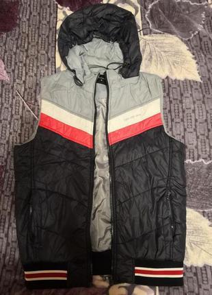 b5ae5cda97471 Мужские жилетки Calvin Klein 2019 - купить недорого мужские вещи в ...