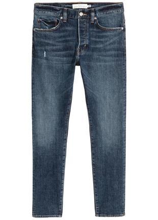 Джинсы h&m ,  slim jeans