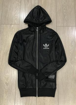 Мастерка олимпийка кофта с капюшоном  adidas