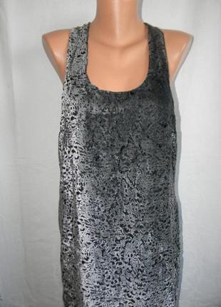 Новое красивое велюровое платье vila2 фото
