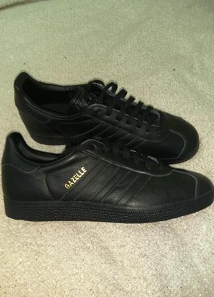 Кроссовки adidas gazelle кожа оригинал