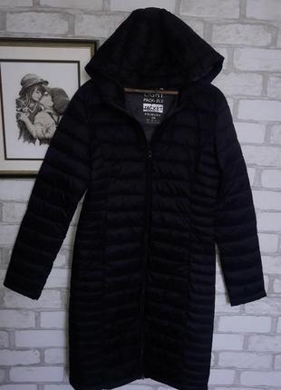 🎀primark легкая удлиненная куртка пальто р xxs сток1
