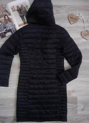 🎀primark легкая удлиненная куртка пальто р xxs сток5