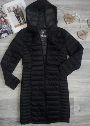 🎀primark легкая удлиненная куртка пальто р xxs сток4