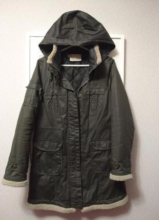 Осенне весенняя непромокаемая и непродуваемая куртка фирмы baby angel