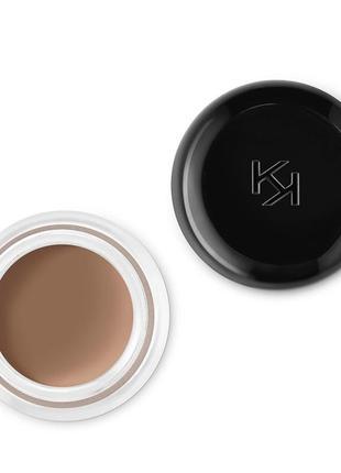 Кіко гель для бровей стойкой фиксации lasting eyebrow gel  02