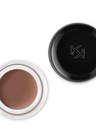 Кіко гель для бровей стойкой фиксации lasting eyebrow gel 03