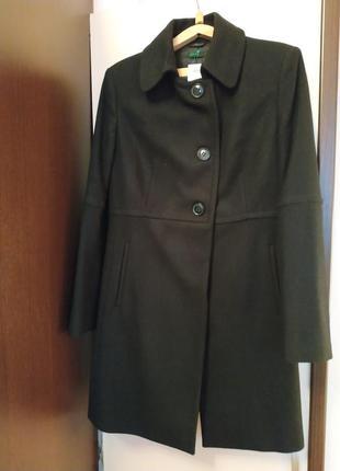 Пальто кашемир benetton