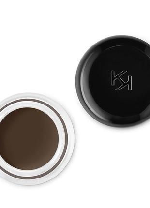 Кіко гель для бровей стойкой фиксации lasting eyebrow gel 05