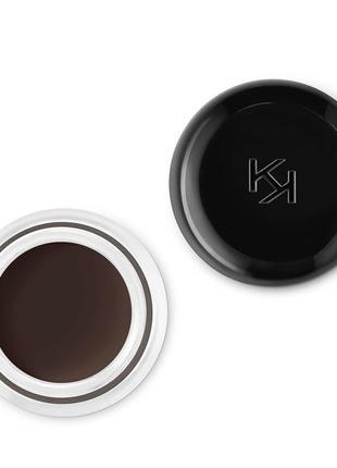 Кіко гель для бровей стойкой фиксации lasting eyebrow gel 06