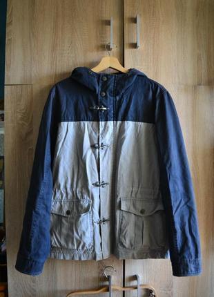 Демисезонная куртка из плотной ткани от pull&bear
