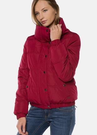 Демисезонная куртка tom tailor denim