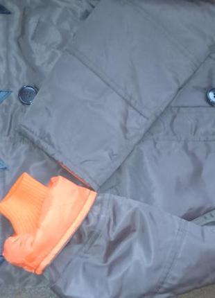Классная куртка деми для мальчика2
