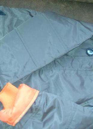 Классная куртка деми для мальчика3
