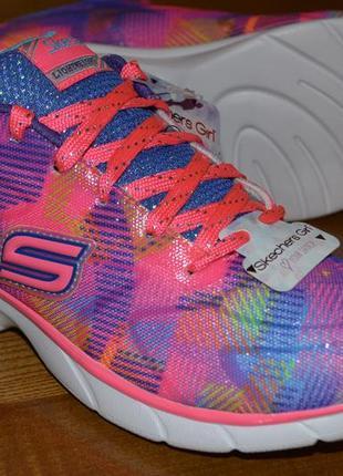 Фирменные кроссовки skechers spirit sprintz, размер 4 us