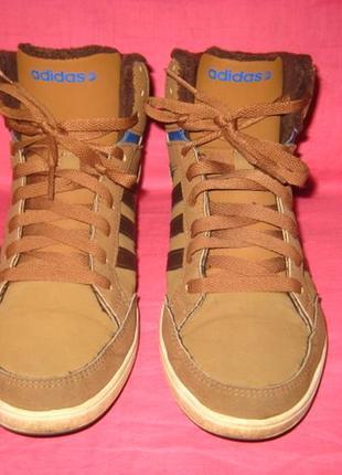 Фирменные деми кроссовки adidas (оригинал) - 38 размер