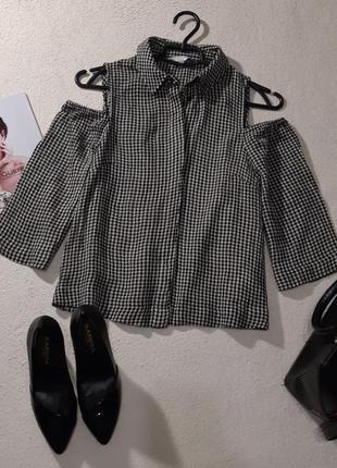 Стильная рубашка.размер м
