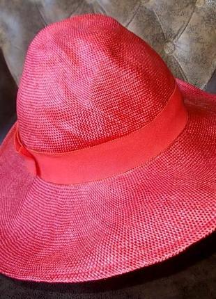 Шляпа летняя цена снижена4