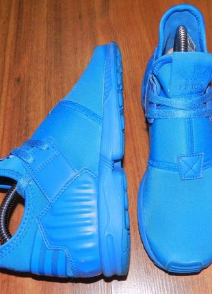 Adidas zx flux plus! оригинальные, шикарные, стильные, ультра легкие кроссовки