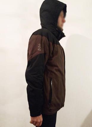 Лыжная куртка мужская зимняя спортивная горнолыжная