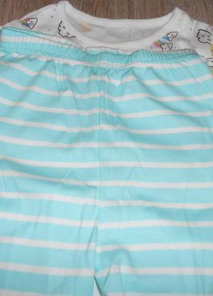Пижамы george 2-3 года/92-98 см3