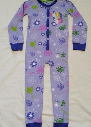 Человечек слип пижама disney на рост 104 см 100% котон