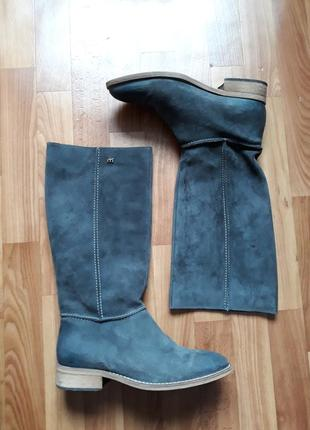 Сапоги  кожаные демисезонные mistral размер 41