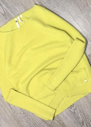 100%кашемировый свитерок