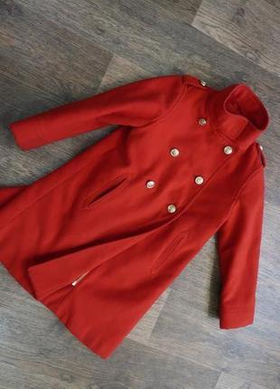 Нарядное пальто1