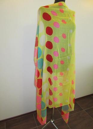 Новый шарф италия вискоза