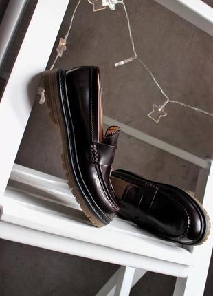 Туфли лоферы pull&bear