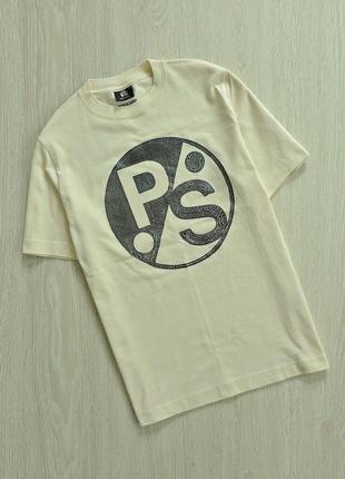 Дизайнерская футболка paul smith