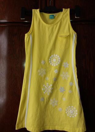 Яркое платье спортивного типа--бренд-infiniti-         распродажа