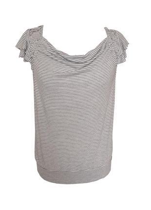 Стильная футболка в полоску jasper conran debenhams