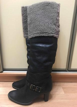 Женские зимние сапоги 41 размера 2019 - купить недорого вещи в ... 29f43dd6df7