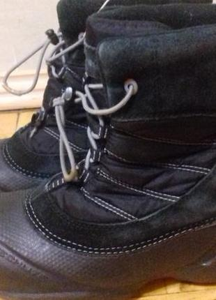 Columbia ботинки, сапоги зимние размер 39 - 40