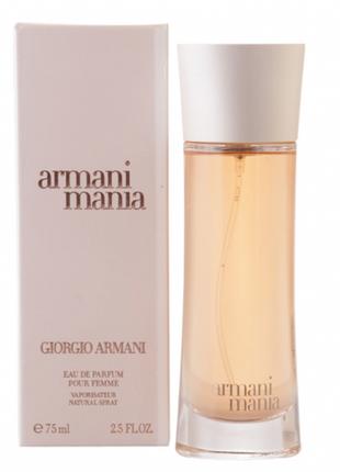 Женская парфюмированная вода -mania pour femme edp 75 ml